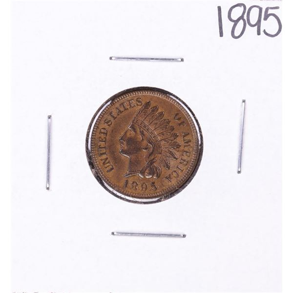 1895 Indian Head Cent Coin
