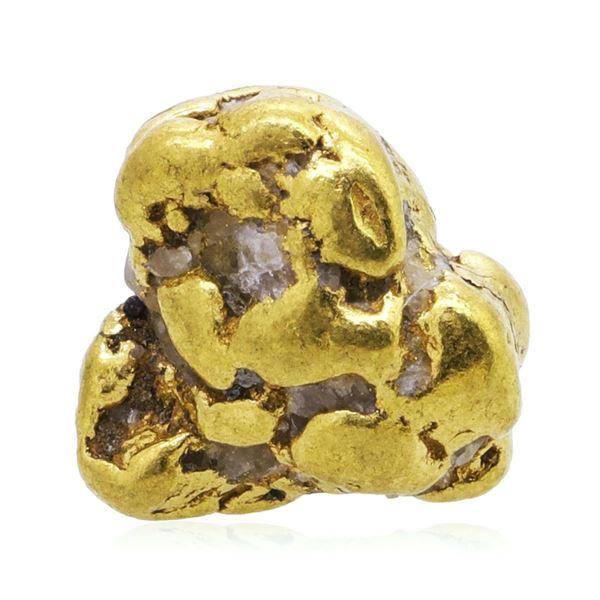 3.03 Gram Gold Nugget