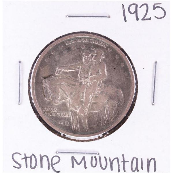 1925 Stone Mountain Commemorative Half Dollar Coin
