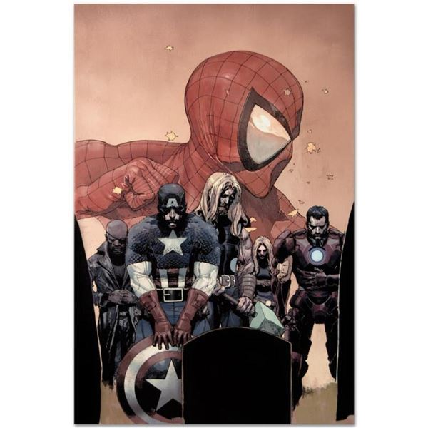 """Marvel Comics """"Ultimate Avengers Vs. New Ultimates #6"""" Numbered Limited Edition"""