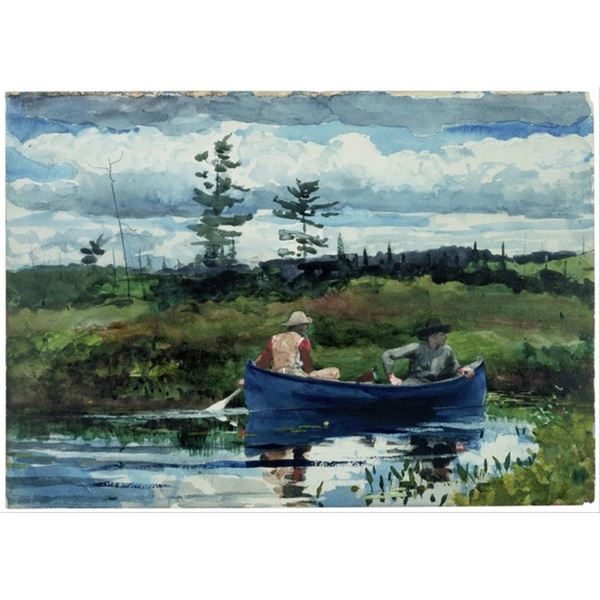 Homer - The Blue Boat
