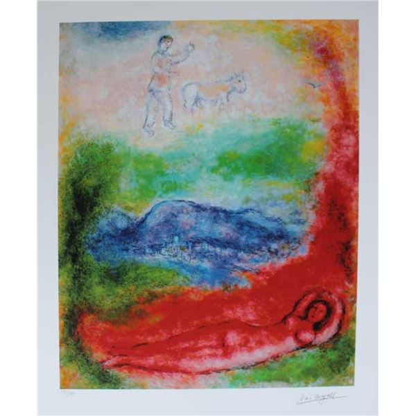 Marc Chagall Le Reve