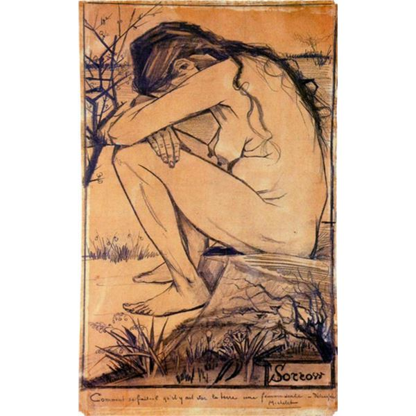 Van Gogh - Sorrow