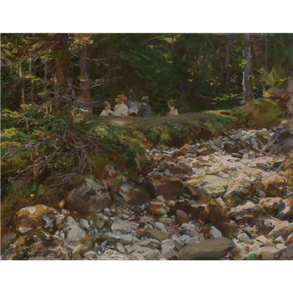 Sargent - The Master and His Pupils
