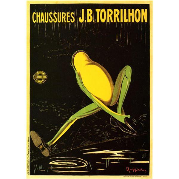 Leonetto Cappiello - Chaussures Torrilhon