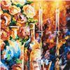 "Image 2 : Leonid Afremov (1955-2019) ""Shabbat II"" Limited Edition Giclee on Canvas, Number"