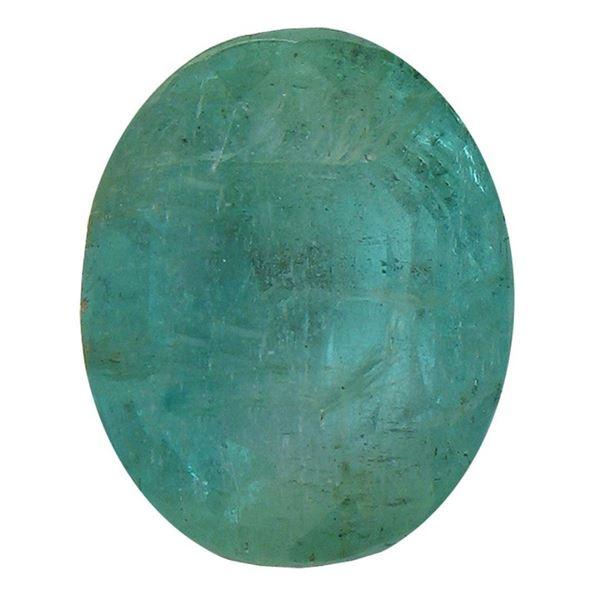 5.55 ctw Oval Emerald Parcel
