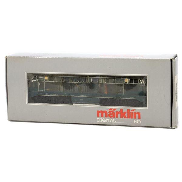 Marklin HO 3774 Transparent Digital Demonstrator Locomotive