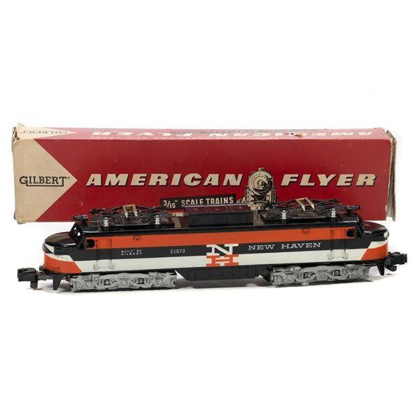 American Flyer 21573 NH Electric Locomotive