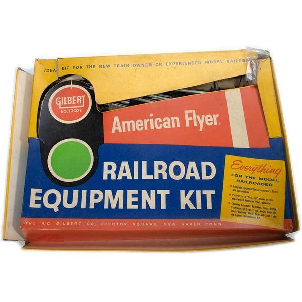 American Flyer 23032 Railroad Equipment Kit