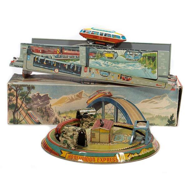 Marx Honeymoon Express, Technofix Roller Coaster