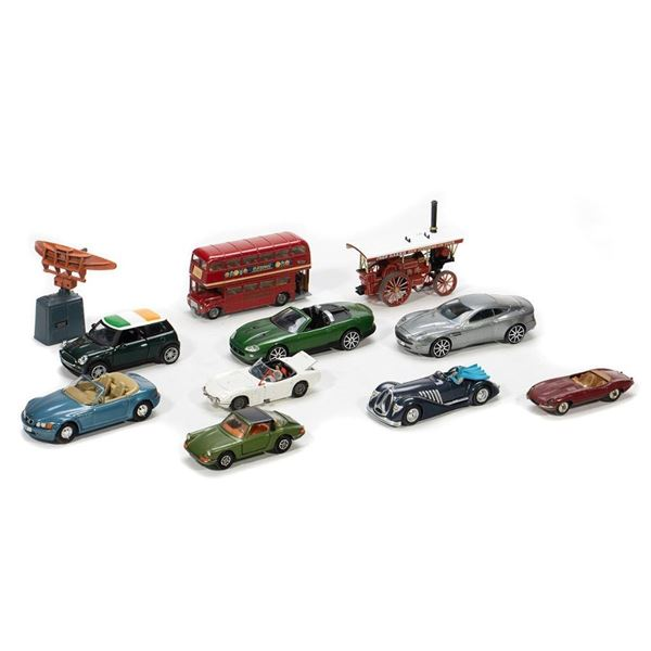 Corgi Vehicles - unboxed
