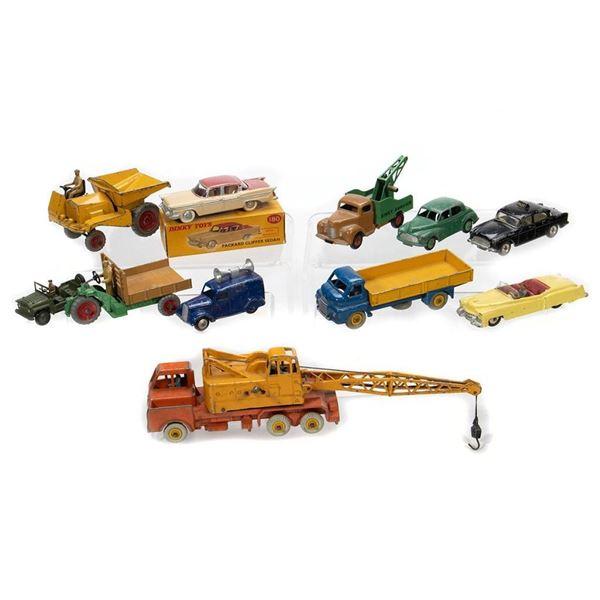 Dinky Vehicles