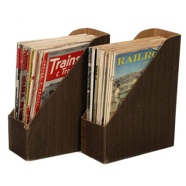 Prototype Railroad Magazines
