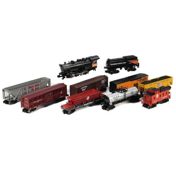 Lionel O Gauge Southern Pacific Merger Set and Expansion (6-30128) Set