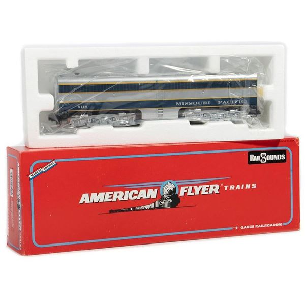AF by Lionel Missouri Pacific PB-1 with Railsounds