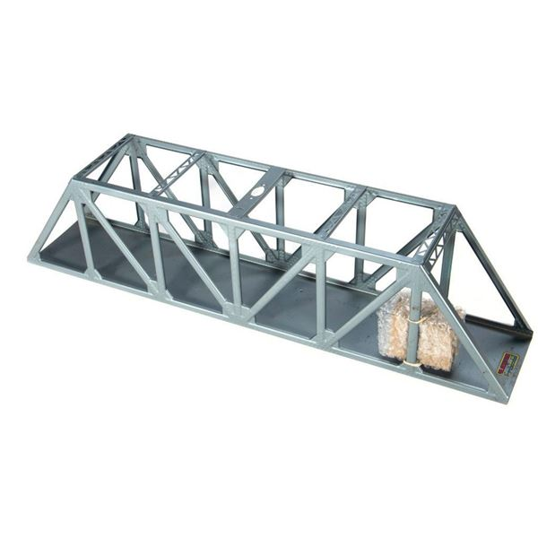 American Flyer by Colber Truss Bridge with vibration beacon