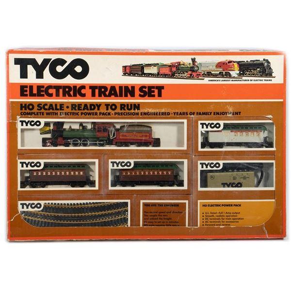 Tyco HO Number 7319 Incomplete Old Timer Set