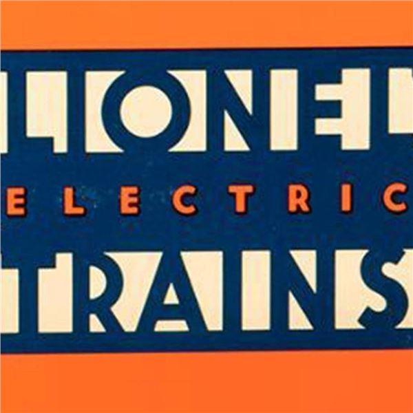 Lionel 6-1351 B&O Old timer 4-4-0 Set