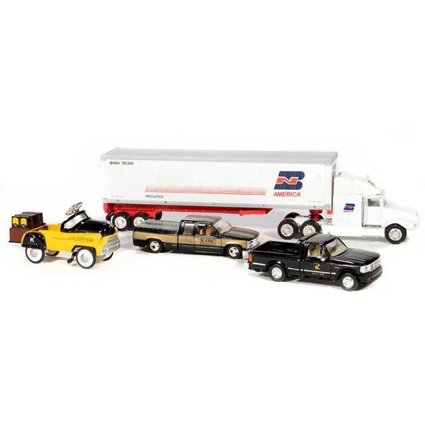 K-Line (4) Vehicles