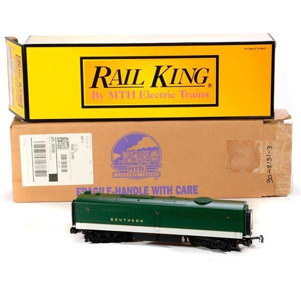 O Gauge Rail King Southern PB Unit