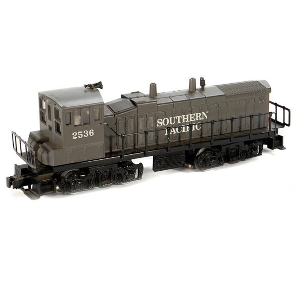O Gauge K-Line Southern Pacific Switching Locomotive