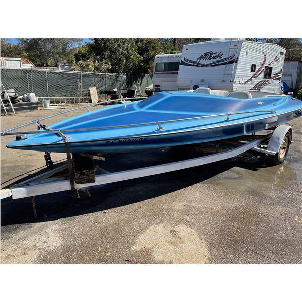1980 speedboat