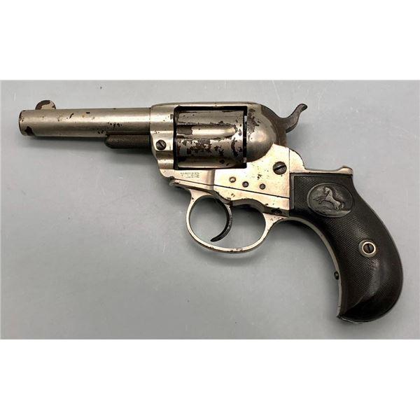 Antique Colt Lightning Pistol