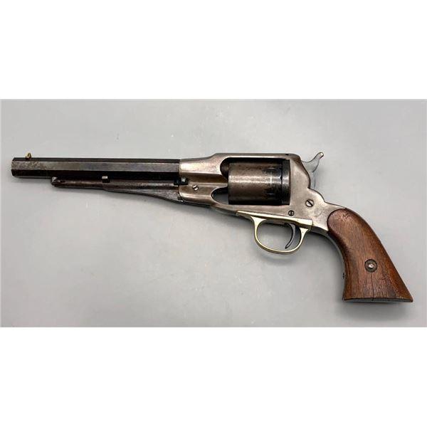 Antique Remington New Model Cartridge Conversion Revolver