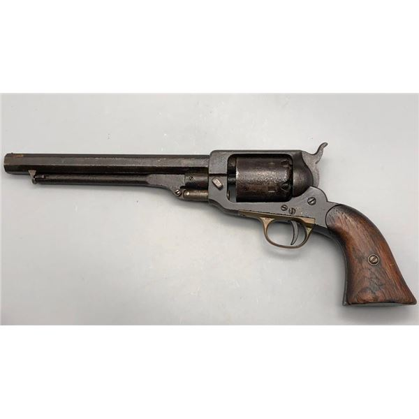 Antique Remington New Model Percussion Revolver Navy Caliber