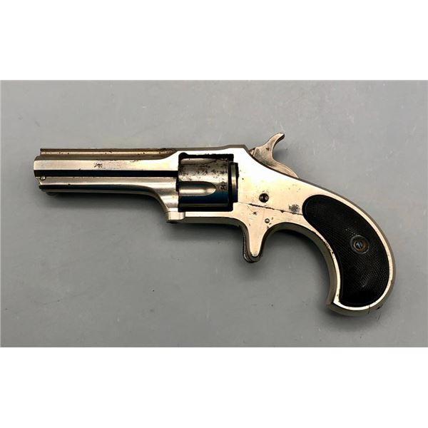 Antique Remington Smoot Pocket Revolver