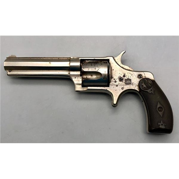 Antique Remington Smoot No.3 Pocket Revolver