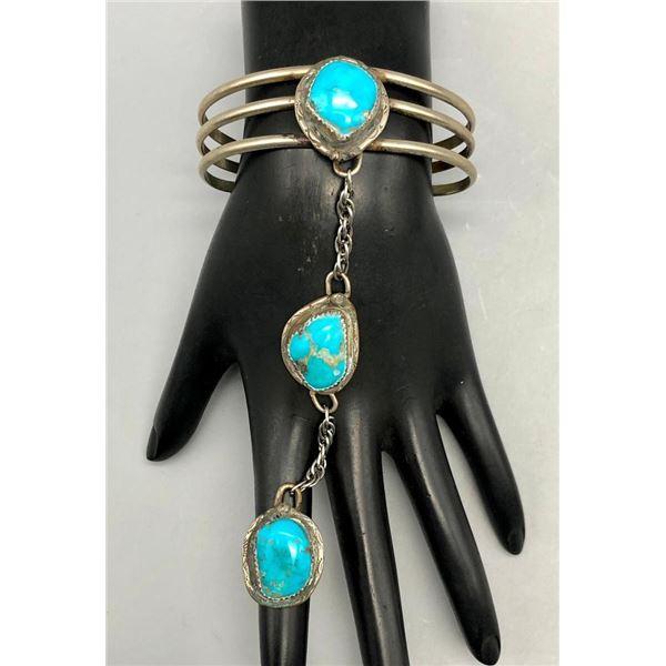 Charming Three Piece Slave Bracelet