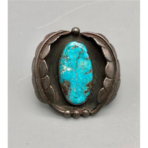 Vintage Bisbee Turquoise Ring