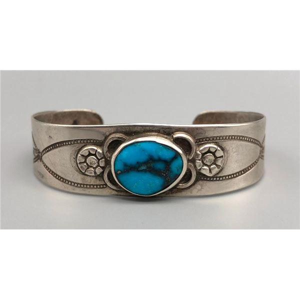 Gorgeous Vintage Bisbee Turquoise Bracelet