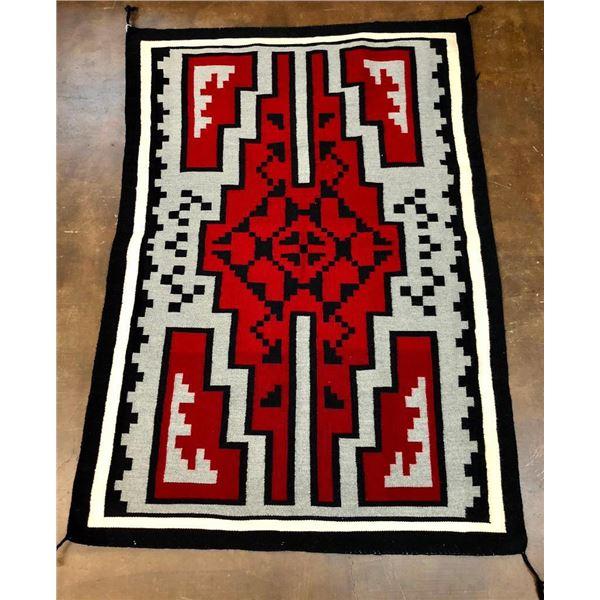 Nice Ganado Navajo Textile