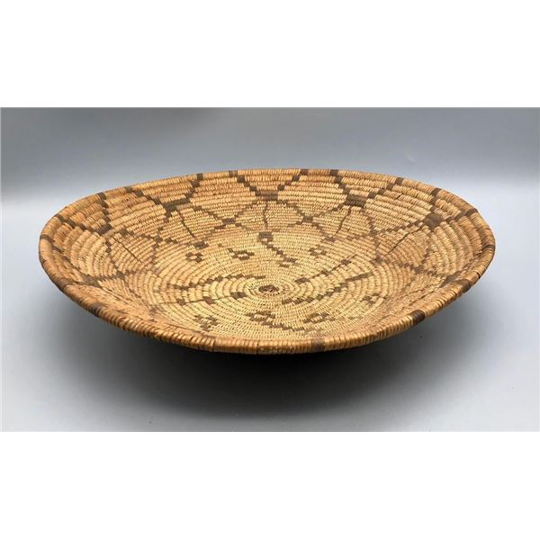 Antique Pima Woven Tray or Basket