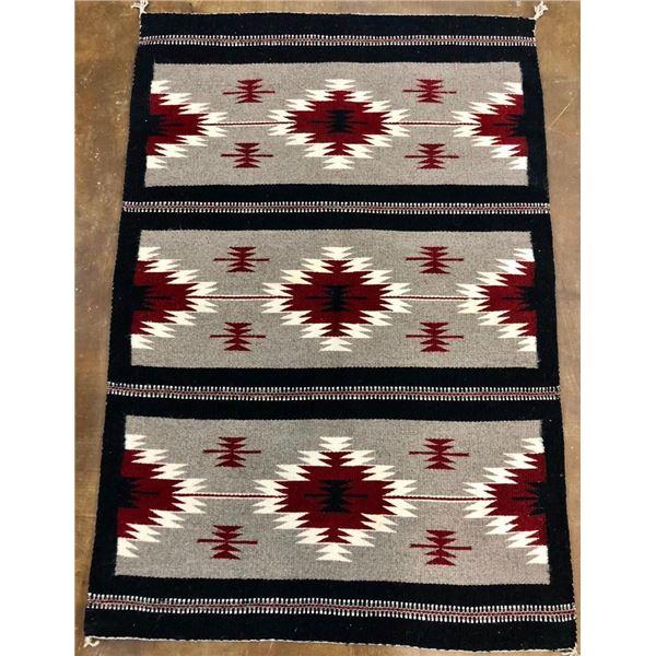 Nice Navajo Textile by Virginia Cody