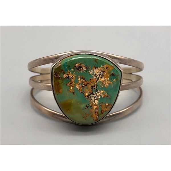 Turquoise Bracelet by Wilson Padilla