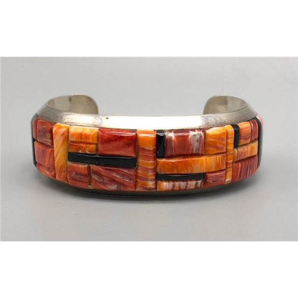 Cobblestone Inlay Bracelet