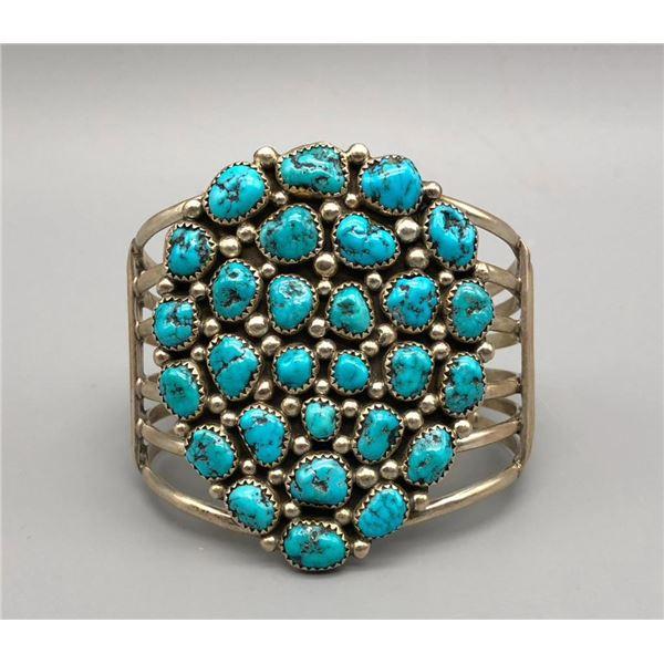 Cluster Bracelet by Marlene Haley