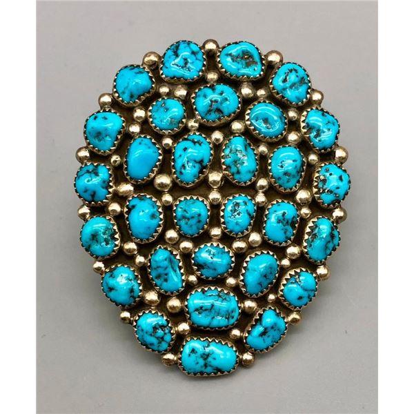 Cluster Ring by Marlene Haley