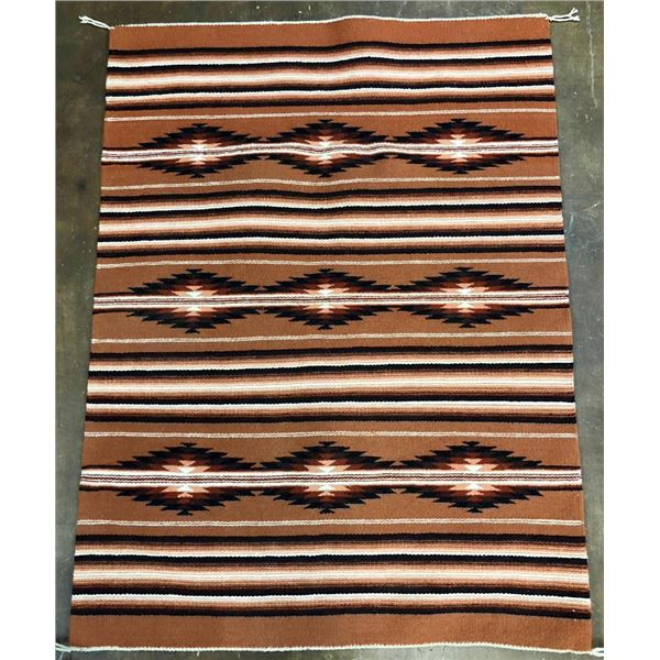 Navajo Textile by Lucille Begay