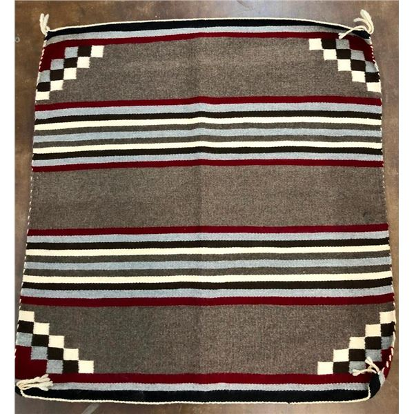Navajo Saddle Blanket Style Textile