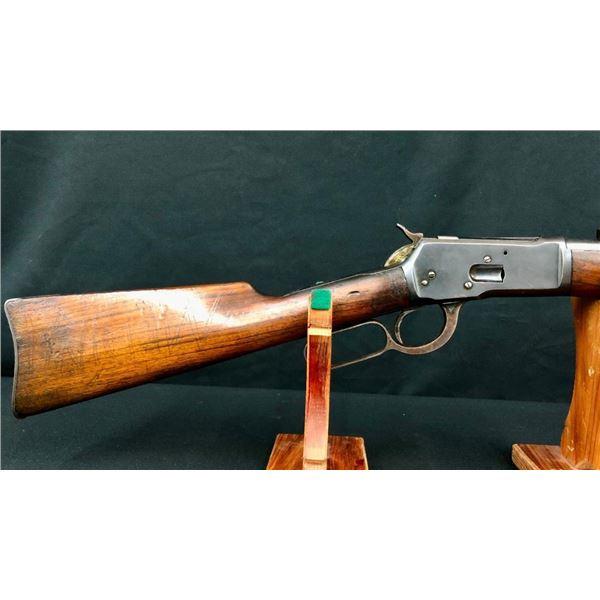 M.1892 Eibar Tigre Saddle Ring Carbine .44 Caliber
