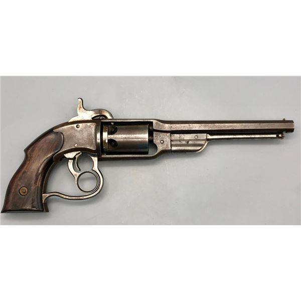 Model 1861 Savage Navy Revolver -Rare!