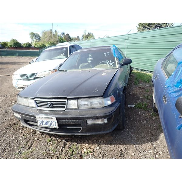 1994 Acura Vigor