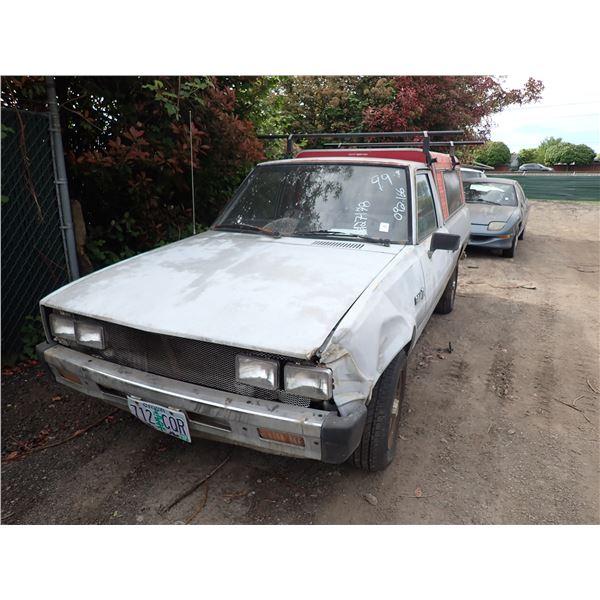 1985 Dodge D-50