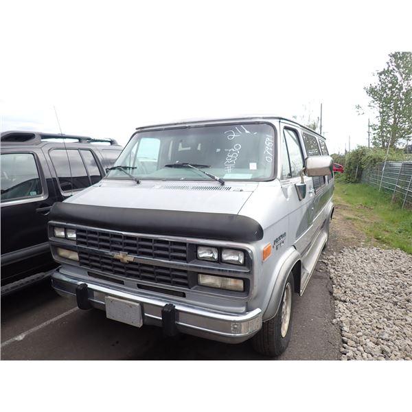 1994 Chevrolet Sportvan