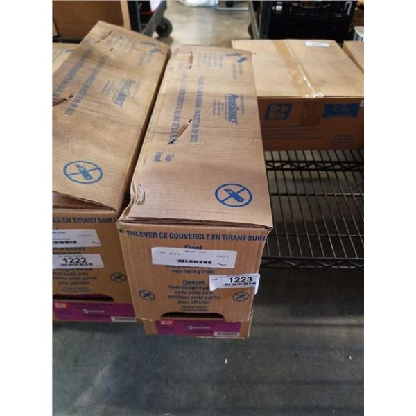 "Box of 9/16"" x 8 modified truss screws"